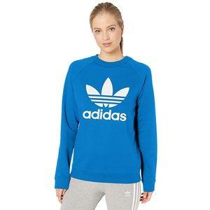 Adidas Originals Trefoil Crewneck Sweatshirt - M